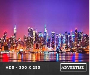 Ad Banner 300 x 250