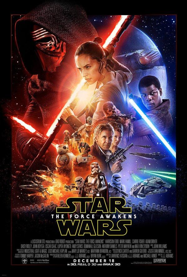 STAR WARS Episode VII – THE FORCE AWAKENS
